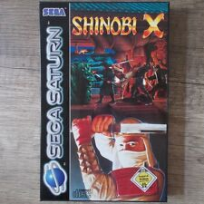 Sega Saturn ► Shinobi X ◄ TOP | RAR
