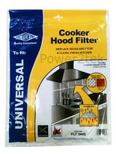 Erres Universal Cooker Hood Extractor Grease Filter 114 x 47cm Cut To Size UK