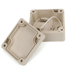 1Pc Plastic ABS Electronic Project Junction Box Waterproof Enclosure 65x60x35mm