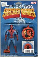 Marvel Comics AMAZING SPIDER-MAN RENEW YOUR VOWS #1 ACTION FIGURE VARIANT Cover