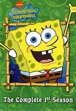 SpongeBob SquarePants: The Complete 1st Season [3 Discs (2003, REGION 1 DVD New)