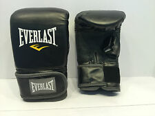 Everlast MMA Velcro Gloves Boxing Training Gloves 7502LXLU L-XL