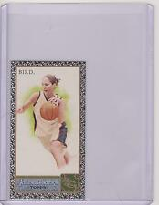 RARE 2011 ALLEN & GINTER SUE BIRD MINI BLACK BASKETBALL CARD #190 ~ WNBA ~ UCONN