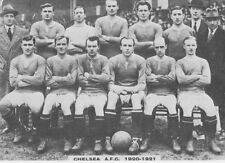CHELSEA FOOTBALL TEAM PHOTO 1920-21 SEASON