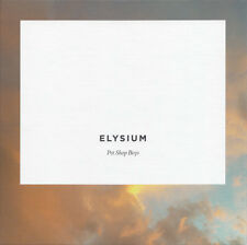 PET SHOP BOYS 2-CD Elysium - LIMITED EDITION - EU