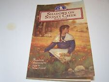 shadowS on stoney creek by Wanda Luttrell,first printing 1997 soft cover