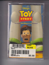 Disney Pixar Toy Story Original Soundtrack Randy Newman (2001, Cassette) OOP