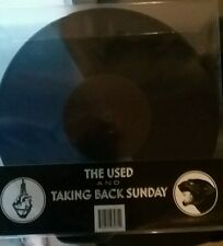 """The Used and Taking Back Sunday 10"""" colored vinyl"""
