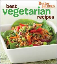 Better Homes and Gardens Best Vegetarian Recipes (BN)