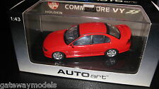 BIANTE AUTOart  HOLDEN VY SS COMMODORE  RED HOT 1/43 LIMITED EDITION  #53427