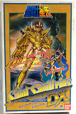 MYTHS & FANTASY : SAINT SAGITTIRIUS DX MODEL KIT MADE BY BAN DAI I 1997