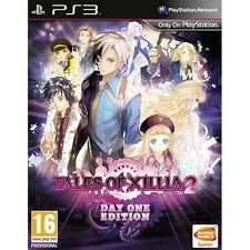 TALES OF XILLIA 2 Day One Edition ps3 GIOCO NUOVO di zecca