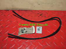 Tank protection keder clips réservoir sr 500 #6 (tt)