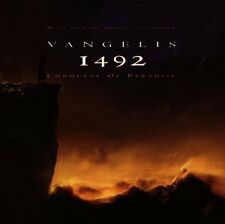 1492 CHRISTOPHE COLOMB (MUSIQUE DE FILM) - VANGELIS (CD)