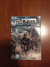 D-Day (PC) Excellent Condition Complete