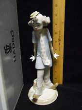 Lladro figurine clown #6919 Circus Days in original box