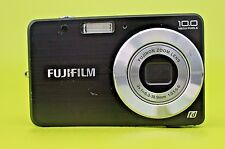 Fujifilm FinePix J Series J20 10.0 MP Digital Camera - Black