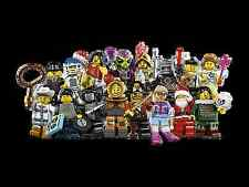 LEGO Rare Minifigures Series 8 CMF 100% Complete Full Set 8833