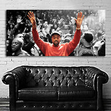 Poster Mural Kanye West Madison Square Garden 27x58 inch (69x147 cm) 8mil Paper