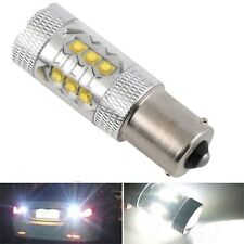 White 80W 1156 BA15S 16LED Car Tail Turn Reverse Light Bulb Lamps Light F5