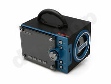 Stereo Bluetooth Lautsprecher Boxen FM Radio AUX SD USB Sound Box MP3 2x5W 23BTB