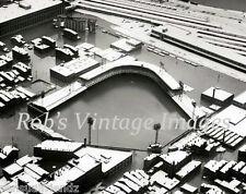 Cinncinnati Reds Baseball Crosley Field 1937 FloodNational League Vintage Photo