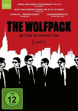 DVD * THE WOLFPACK - MITTEN IN MANHATTAN # NEU OVP §
