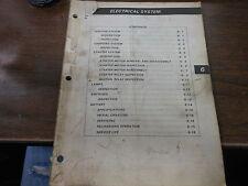 Vintage OEM 1984 Suzuki LT230GE LT 230 GE Service Manual 99500-42020-01E