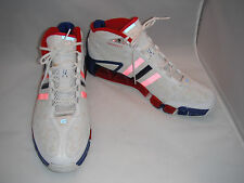 Adidas Garnett 21 2MALIK Men 18 Red White Blue Stars Basketball Athletic Shoes