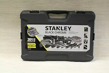 Stanley STMT75402 Black Chrome 201 Piece Mechanics Tools Set