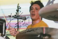 Javier Weyler Hand Signed 12x8 Photo Stereophonics.