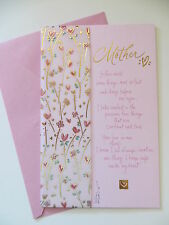 AMERICAN Greeting card Happy birthday Mother by Kathy Davis (Adorable)