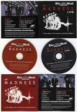 MADNESS - MAIL ON SUNDAY - 2X LIVE CDS / 20 TRACKS - BOTH SLEEVES - SUGGS 2 TONE