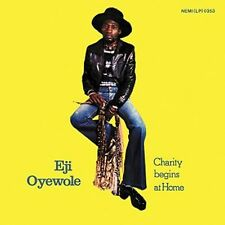EJI OYEWOLE - CHARITY BEGINS AT HOME  CD NEU