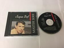 Jacques Brel - Master Series (2000) {CD Album}