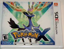 Pokemon X - Nintendo 3DS - NEW & SEALED