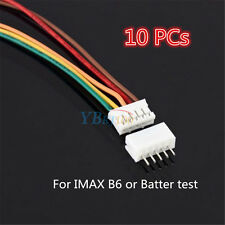 10PCS 14.8V 4S1P JST Connector Adapter Plug RC Lipo Balance Charger Wire