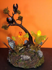 Dept 56 SHAKING GRAVEYARD Halloween Snow Village Combine Shipping!