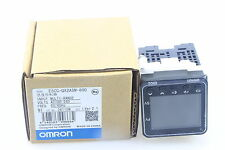New Omron Temperature Controller E5CC-QX2ASM-800 100-240VAC