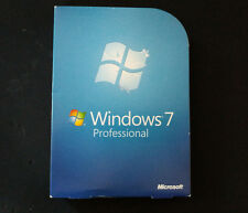 Microsoft Windows 7 Professional fqc-00129 retail box 100% Genuine