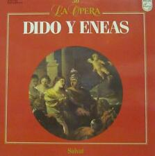 Dido Y Eneas/Purcell(Vinyl LP)La Opera 30: Tannhauser-Ex/NM