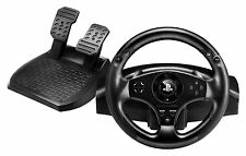 PS4 PS3 Racing Steering Wheel Thrustmaster T80 RS Driving Controller Pedels