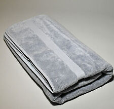 "Restoration Hardware® TURKISH BATH SHEET 40"" X 70""  – SKY BLUE – MADE IN TURKEY"