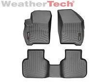 WeatherTech® FloorLiner for Dodge Journey w/ 2nd Row - 2011-2016 - Black