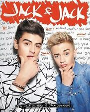 SIGNED YouTube Teen Memoir by Jack Johnson and Jack Gilinsky, new autographed