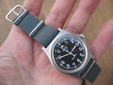 VINTAGE CWC MILITARY QUARTZ MEN'S WRISTWATCH