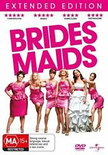 Bridesmaids (Extended Edition) DVD NEW