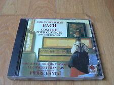Pierre Hantaï - Bach : Concerti pour clavecin BWV 1004, 1052 & 1054 - CD Astrée