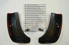 GENUINE VAUXHALL ASTRA K HATCH / ESTATE FRONT MUD FLAPS GUARDS NEW 13432431