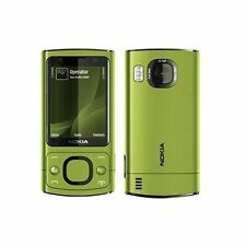 Nokia 6700 Slide Lime Green 5MP Unlocked Mobile Phone - Grade B - Warranty